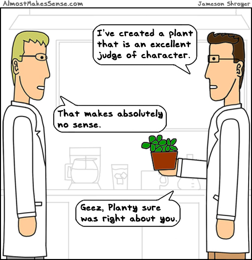 Plant Character