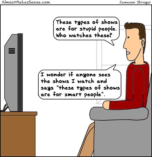 TV Stupid