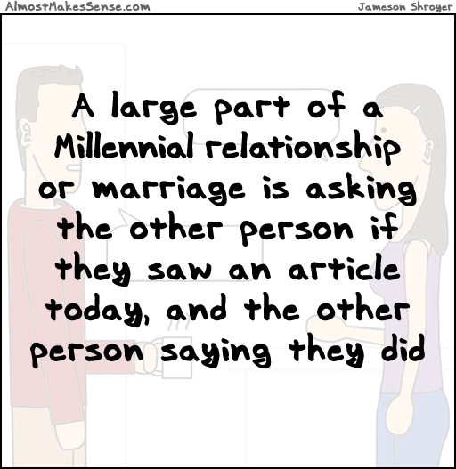 Millenial Article