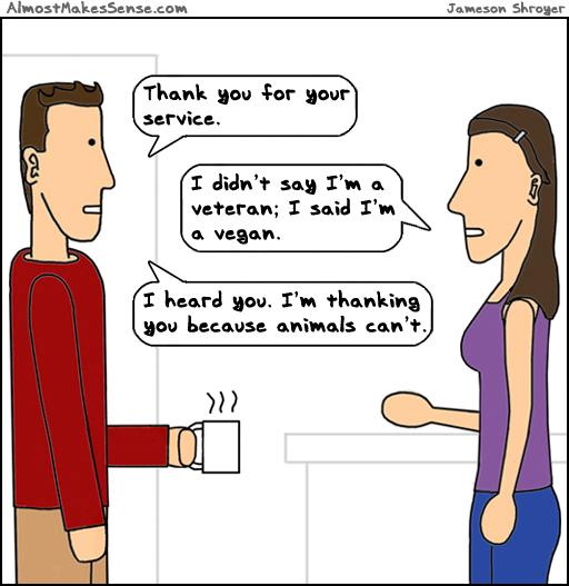Vegan Service