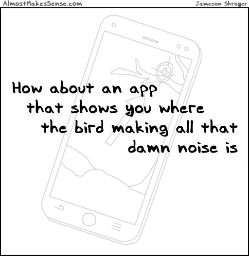 App Bird Noise
