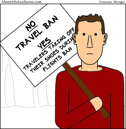 Shoes Ban