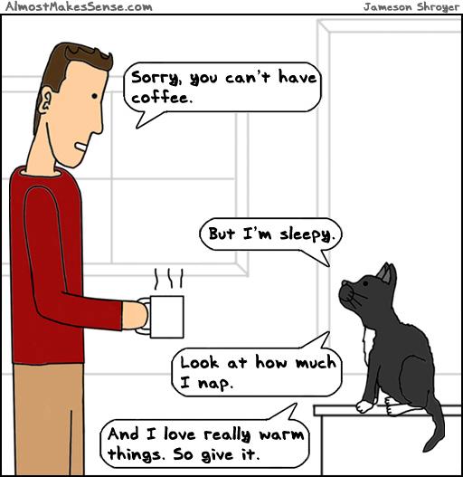 Cat Coffee