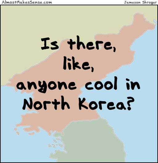 North Korea Cool