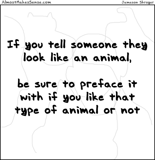 Look Like Animal