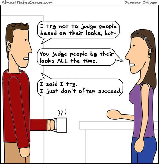 Judge Looks