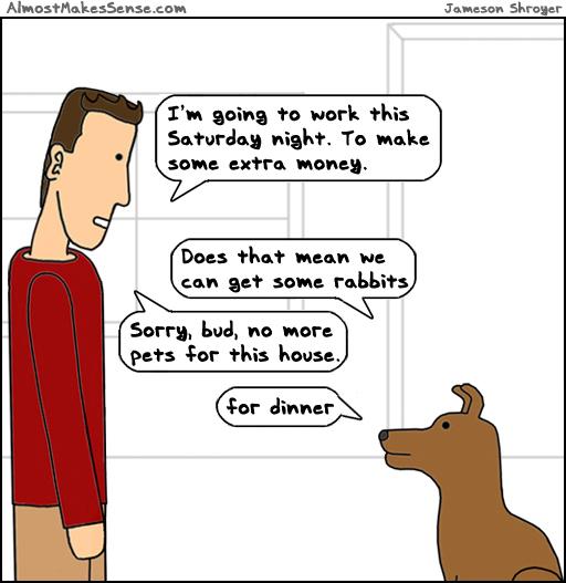 Work Rabbits
