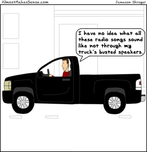 Radio Songs Truck