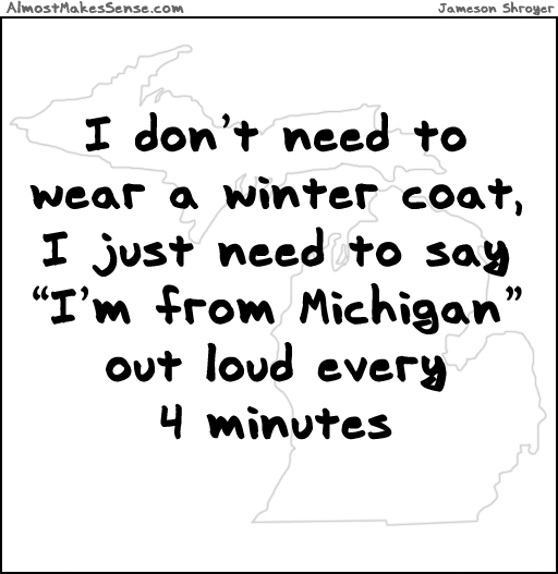 Coat Michigan