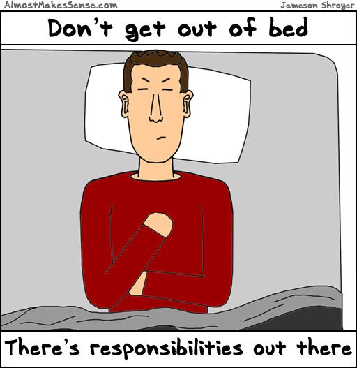 Bed Responsibilities
